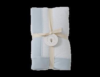 Burt's Bees Baby Honeybee Organic Cotton Reversible Quilt