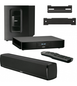 Bose CineMate 120 Home Theater System & WB 120 Wall Mount Kit