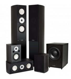 Fluance XLHTB DW 5.1 Speaker Home Theater System