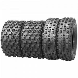 Set of 4 New Sport ATV Tires