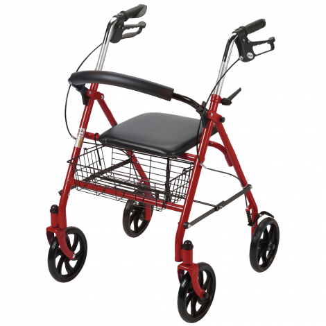 Drive Medical Four Wheel Rollator