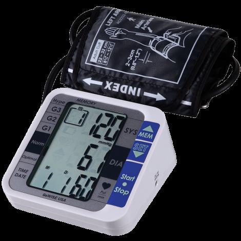 GoWISE USA GW22051 Digital Blood Pressure Monitor