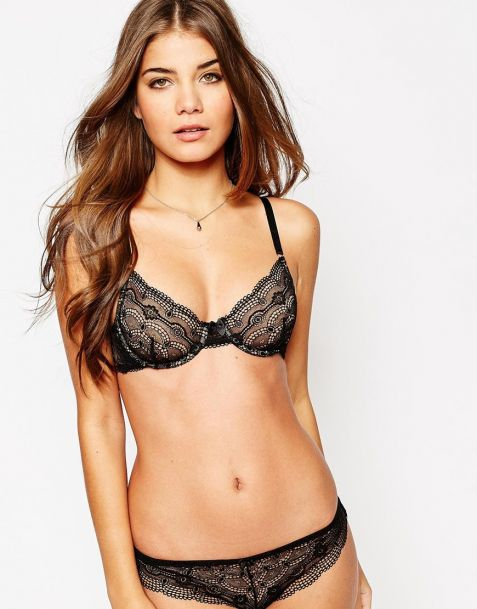 ASOS Madison Lace Underwire Bra