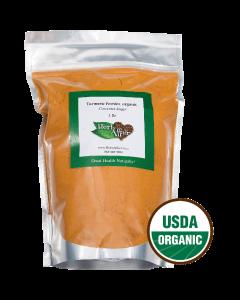 Organic Turmeric Root Powder Bulk  Wholesale Package