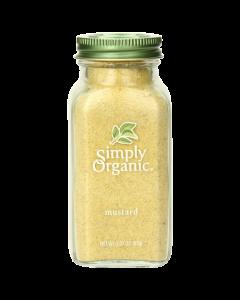 Simply Organic Mustard Seed Ground Certified Organic