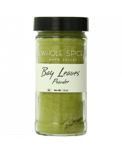 Whole Spice Bay Leaves Powder, 1.6 Ounce