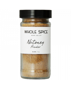 Whole Spice Nutmeg Powder, 2.1 Ounce
