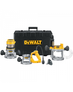 DEWALT DW618B3 Horsepower Plunge Base and Fixed Base