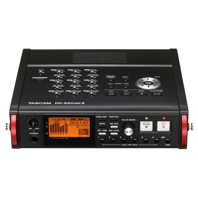Tascam DR 680MK II Portable Multichannel Recorder