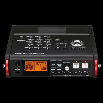 Tascam DR 680MK II Portable Multichannel Recorder