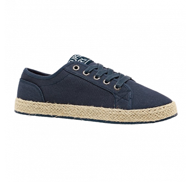 Superdry Lace Up Espadrilles