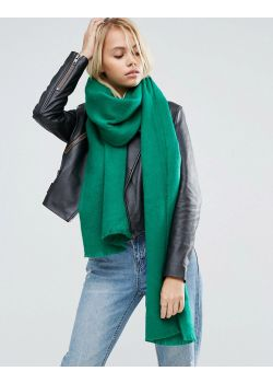 Supersoft Long Woven Scarf
