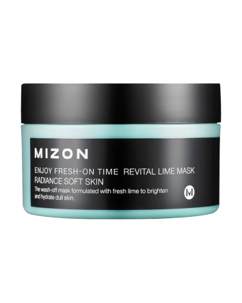 Mizon Fresh Lime Mask
