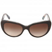 D&G Dolce & Gabbana 0DG4189 27298G54 Cat Eye Sunglasses