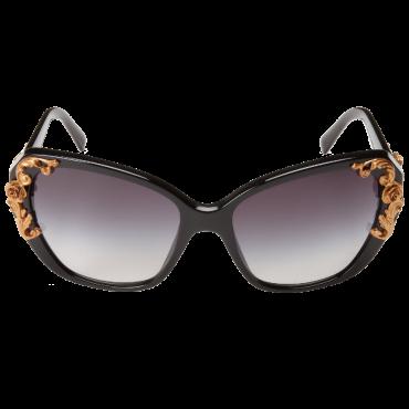 D&G Dolce & Gabbana womens 0DG4167 Cat eye Sunglasses