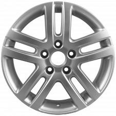 Brand New 16 x 6.5 Replacement Wheel for Volkswagen Jetta