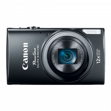 Canon Powershot Elph 340 Hs 16mp Digital Camera