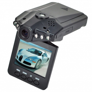 2.5 Inch Hd Car Led Ir Vehicle Dvr Road Dash Video Camera Recorder