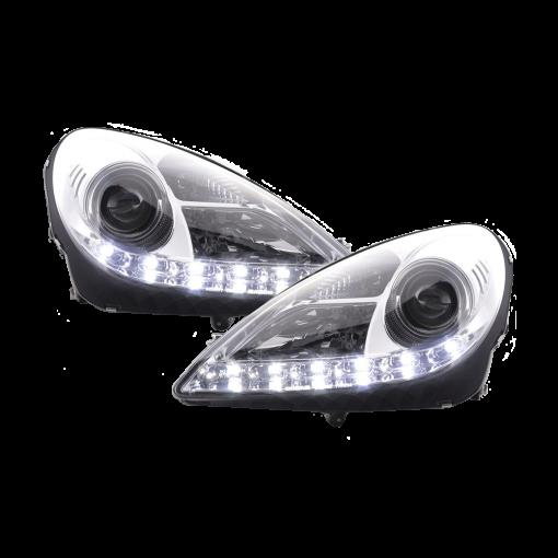 Headlight Daylight Mercedes E Class