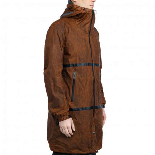 Light Parka Q140 2 Mercury