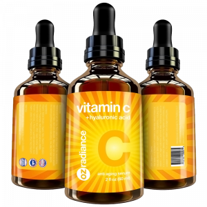 BEST Vitamin C Serum For Face with hyaluronic acid
