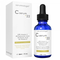 Serumtologie C serum 22  anti-aging treatment