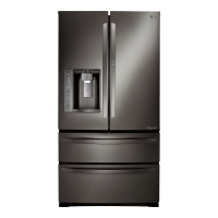 LG Black Stainless Steel Series 27 cu. ft. 4 Door French Door Refrigerator