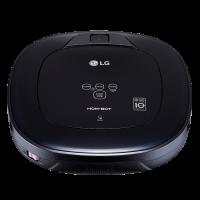 LG Hom bot Square Robotic Wi fi Enabled Vacuum