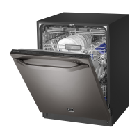 LG STUDIO Top Control Dishwasher with TrueSteam Technology