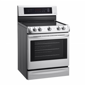 Electric Single Oven Range with ProBake Convection and EasyClean