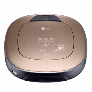 LG Hom bot Square Robotic Smart Wi fi Enabled Vacuum