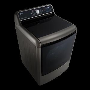 Mega Capacity TurboSteam Gas Dryer With EasyLoad Door