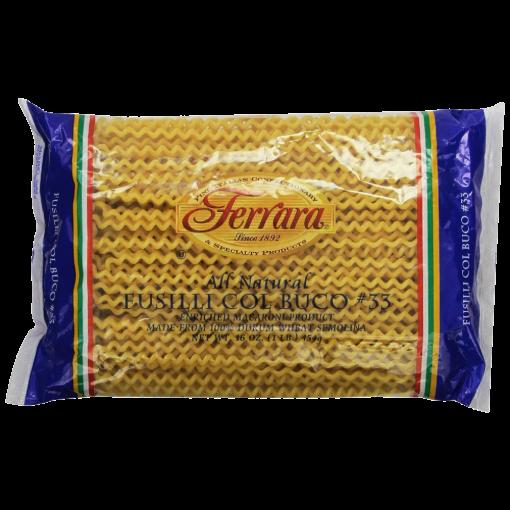 Ferara Pasta, Long Fusilli
