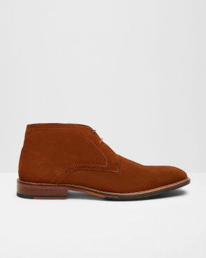 TORSDI Suede ankle boots