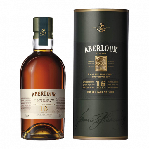 Aberlour 16 Year Old Double Cask Matured Single Malt Scotch Whisky