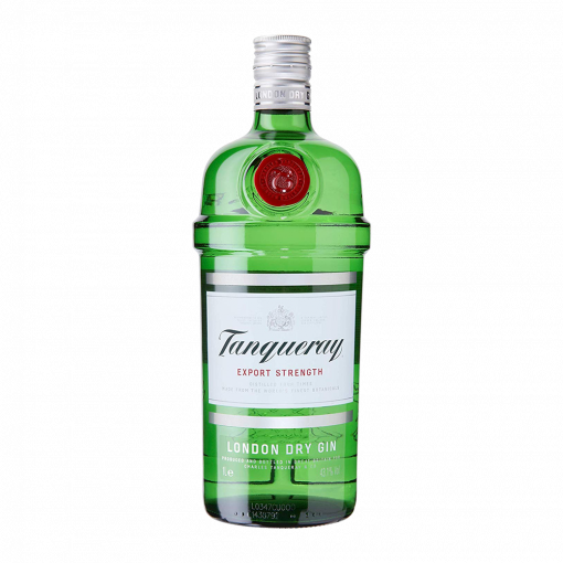 Tanqueray London Dry Gin, 1L