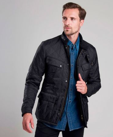B.Intl Ariel Polarquilt Jacket
