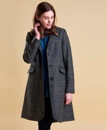 Barton Tailored Tweed Jacket