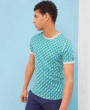 PINETEE Pineapple print T-shirt