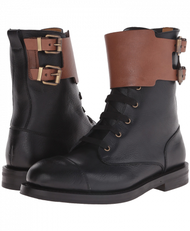 Vivienne Westwood Dispatch Rider Buckle Boot