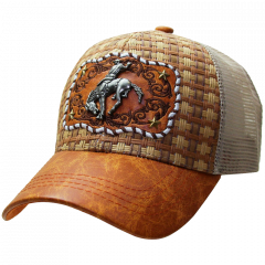 Animal Trucker Baseball Cap Mesh Hat